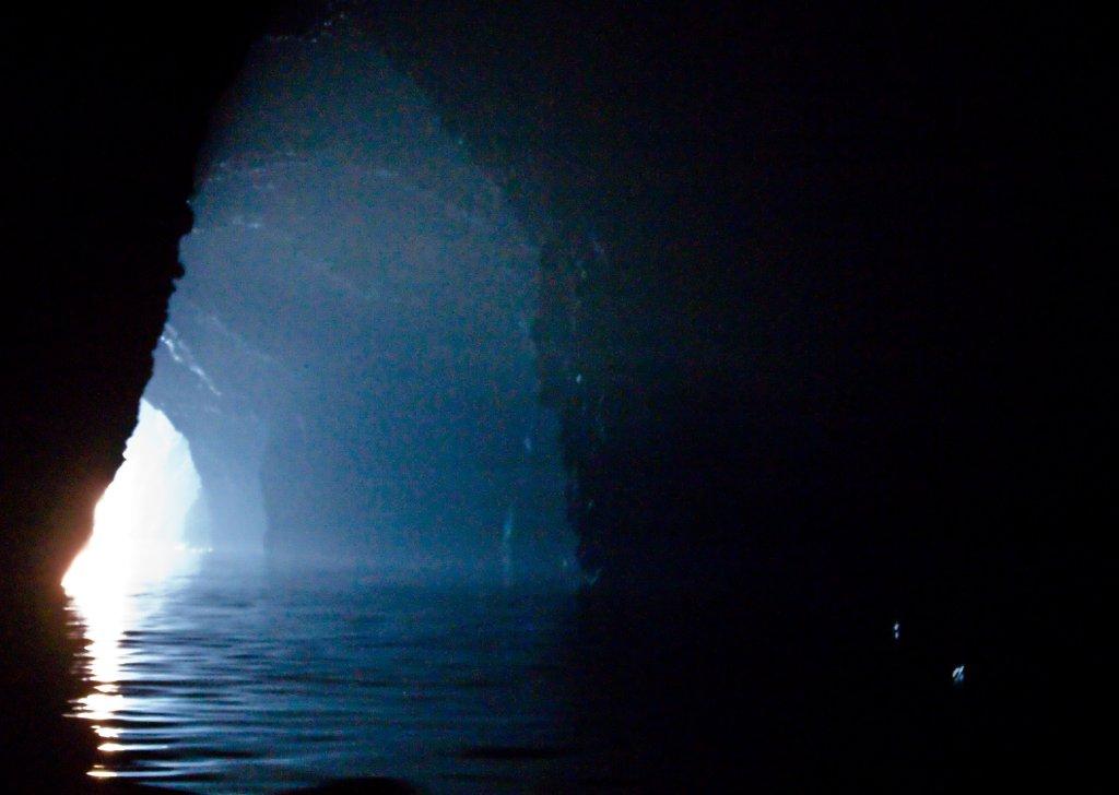 Haunted Sea Caves Audio Atmosphere