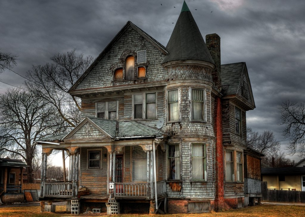 haunted house wallpaper with sound - photo #42