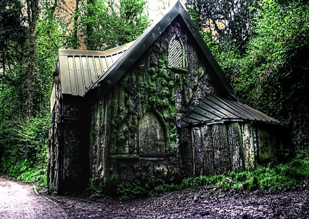 Witch S Cabin In The Woods Audio Atmosphere